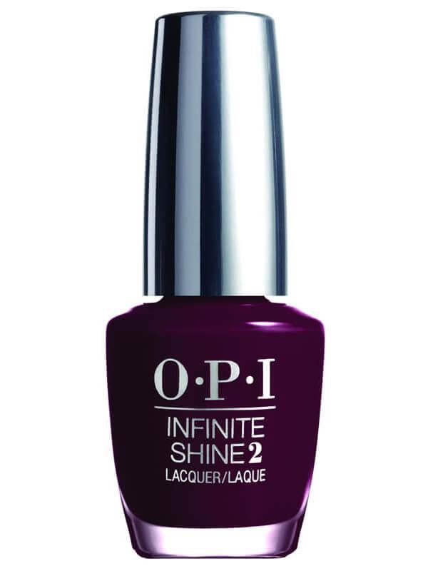OPI Infinite Shine - Raisin The Bar