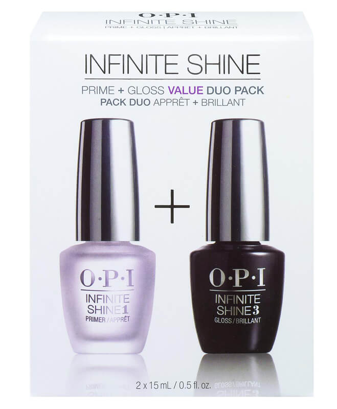 OPI Infinite Shine Duopack Base & Topcoat