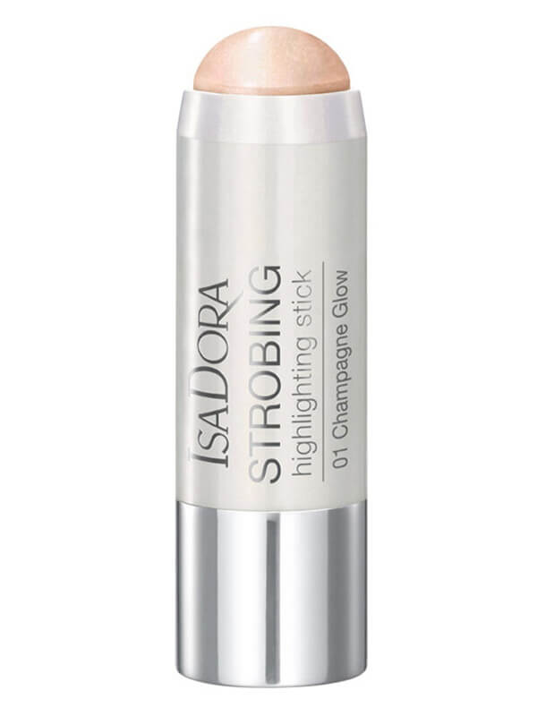 Isadora Strobing Highlighting Stick - Champagne Glow