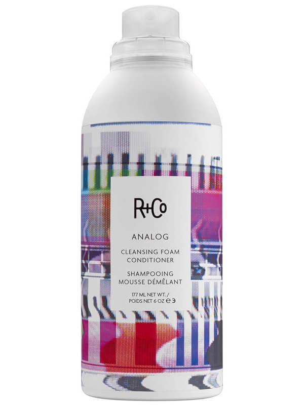 R+Co  Analog Cleansing Foam Conditioner ryhmässä Hiustenhoito / Hoitoaineet at Bangerhead.fi (B020955r)