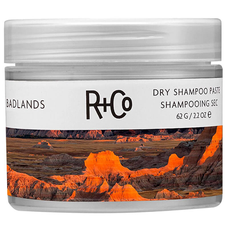 R+Co Badlands Dry Shampoo Wax