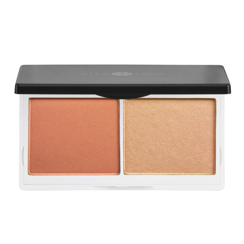 Lily Lolo Cheek Duo i gruppen Makeup / Kinder / Rouge hos Bangerhead (B020991r)