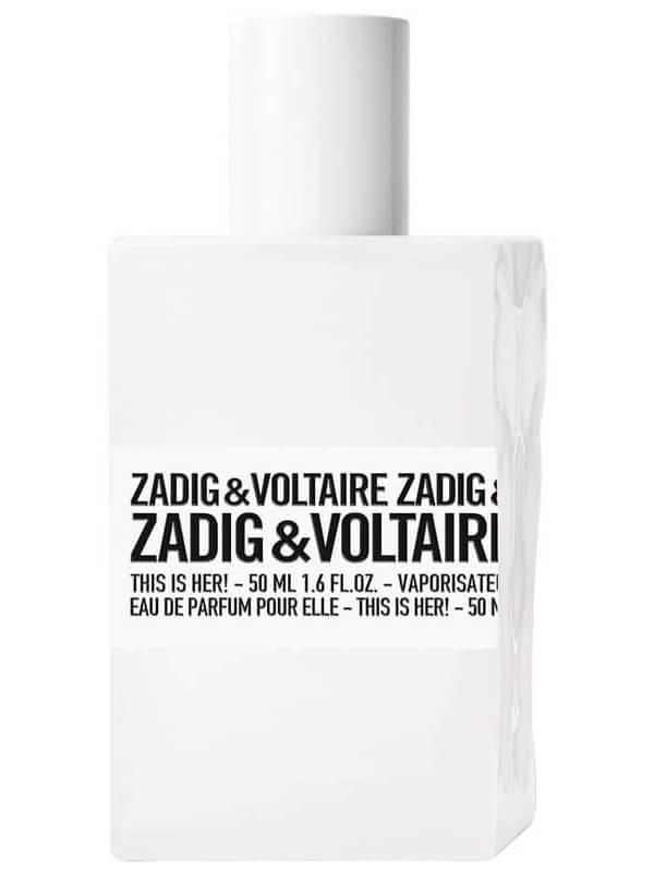 Zadig & Voltaire This Is Her! EdP ryhmässä Tuoksut / Naisten tuoksut / Eau de Parfum naisille at Bangerhead.fi (B021043r)