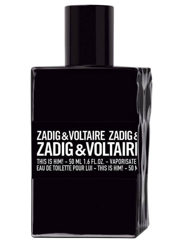 Zadig & Voltaire This Is Him! EdT i gruppen Parfyme / Menn / Eau de Toilette  hos Bangerhead.no (B021046r)