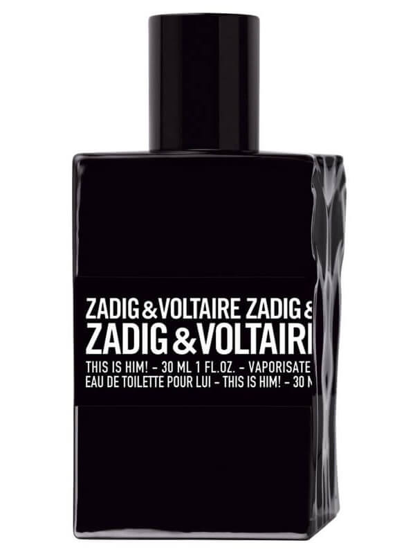 Zadig & Voltaire This Is Him! EdT i gruppen Bangerhead / Banger Beauty Awards / Parfyme hos Bangerhead.no (B021046r)