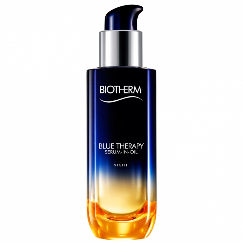 Biotherm Blue Therapy Serum-In-Oil Accelerated i gruppen Hudvård / Masker & treatments / Ansiktsserum hos Bangerhead (B021171r)