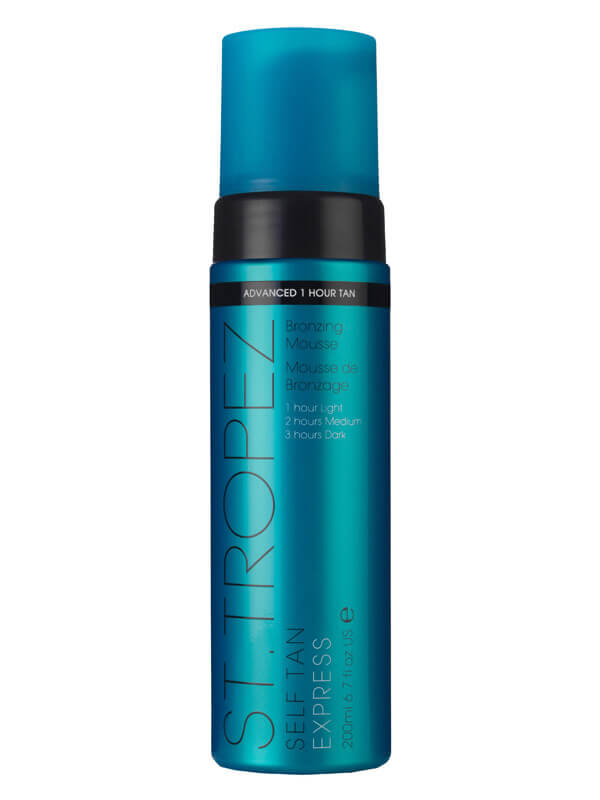 St Tropez Self Tan Express Mousse