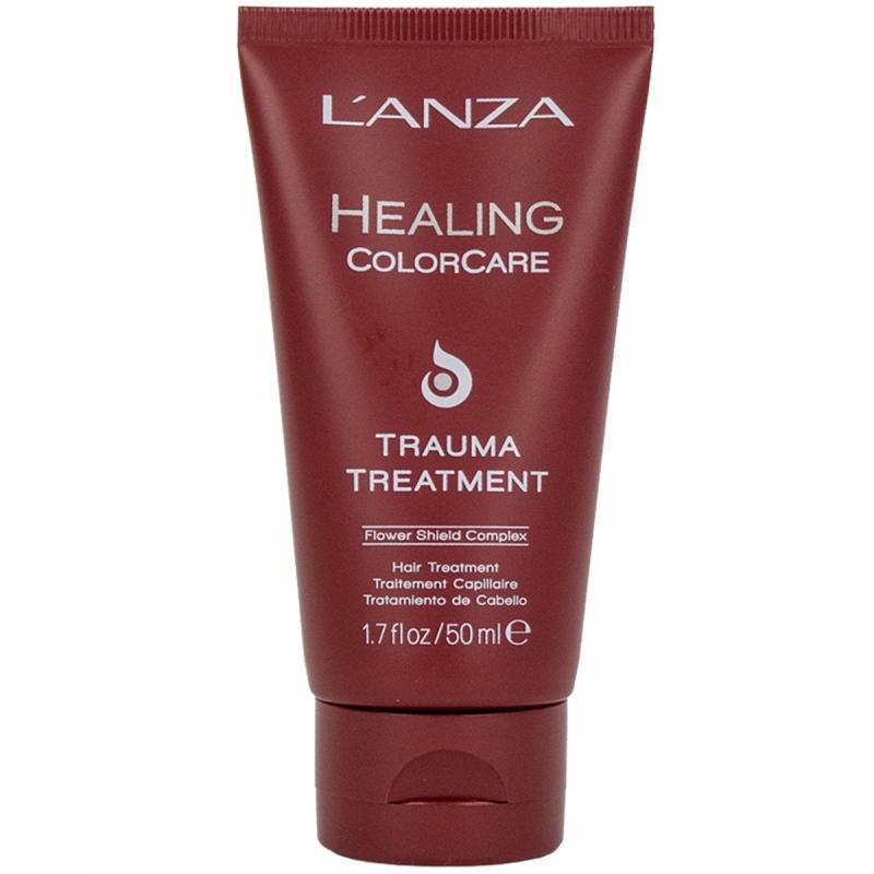 Lanza Healing Color Care Trauma Treatment ryhmässä Hiustenhoito / Hiusnaamiot ja hoitotuotteet / Naamiot at Bangerhead.fi (B028178r)