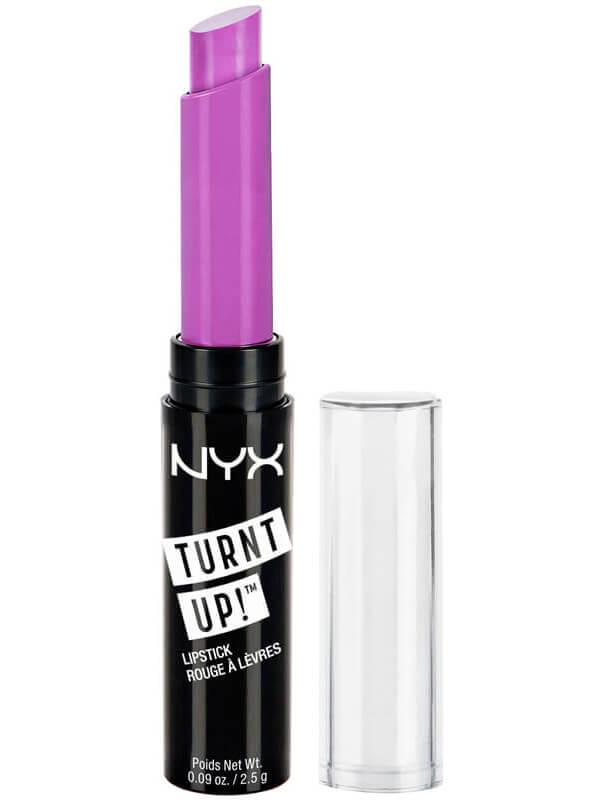 NYX High Voltage Lipstick i gruppen Makeup / Läppar / Läppstift hos Bangerhead (B021611r)
