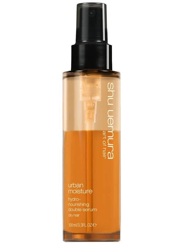 Shu Uemura Art Of Hair Urban Moisture Double Serum (100ml) i gruppen H�rv�rd / Inpackning & treatments / Serum hos Bangerhead (B021847)