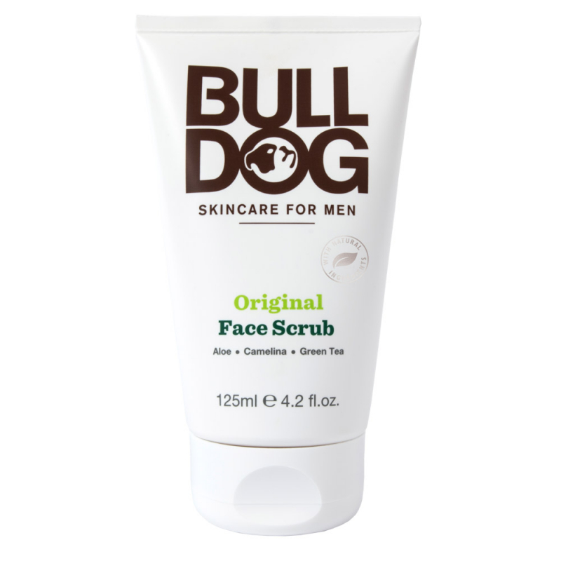 Bulldog Original Face Scrub (125ml)