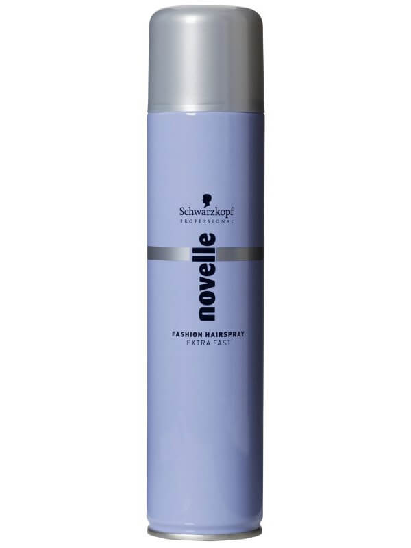 Schwarzkopf Professional Novelle Fashion Hairspray (300ml) ryhmässä Hiustenhoito / Muotoilutuotteet / Hiuslakat at Bangerhead.fi (B022120)