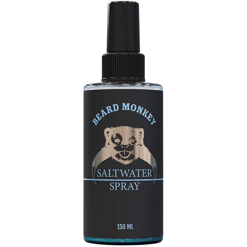 Beard Monkey Saltwater Spray (150ml)