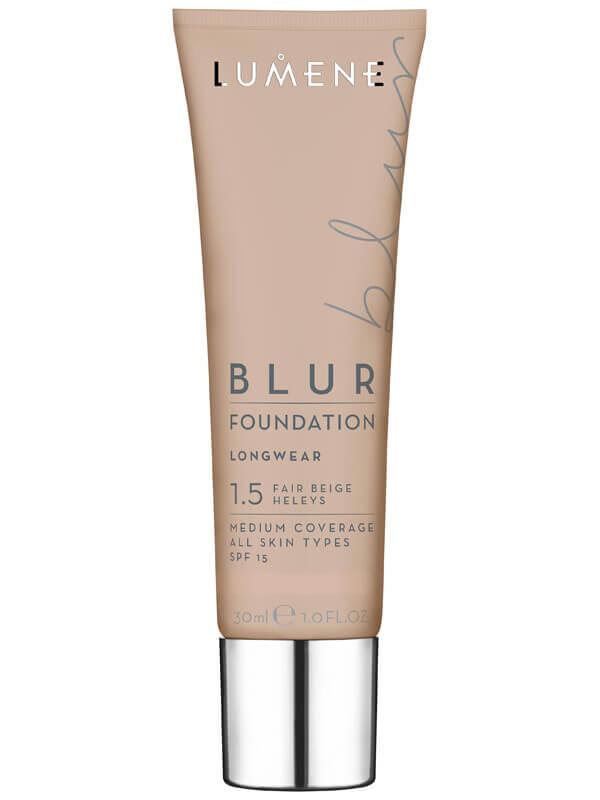 Lumene Blur Foundation i gruppen Makeup / Bas / Foundation hos Bangerhead (B022252r)