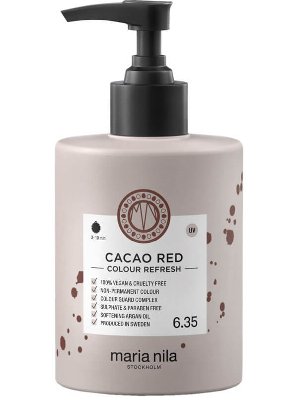 Maria Nila Colour Refresh - Cacao Red 6.35