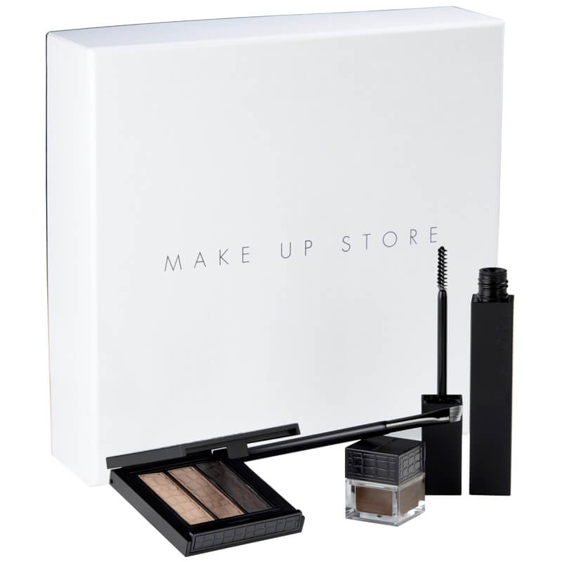 Make Up Store Golden Gift Set Brow