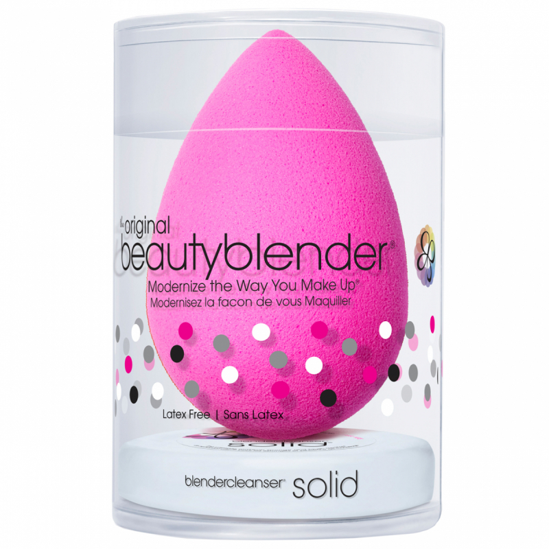 Beautyblender + Cleanser