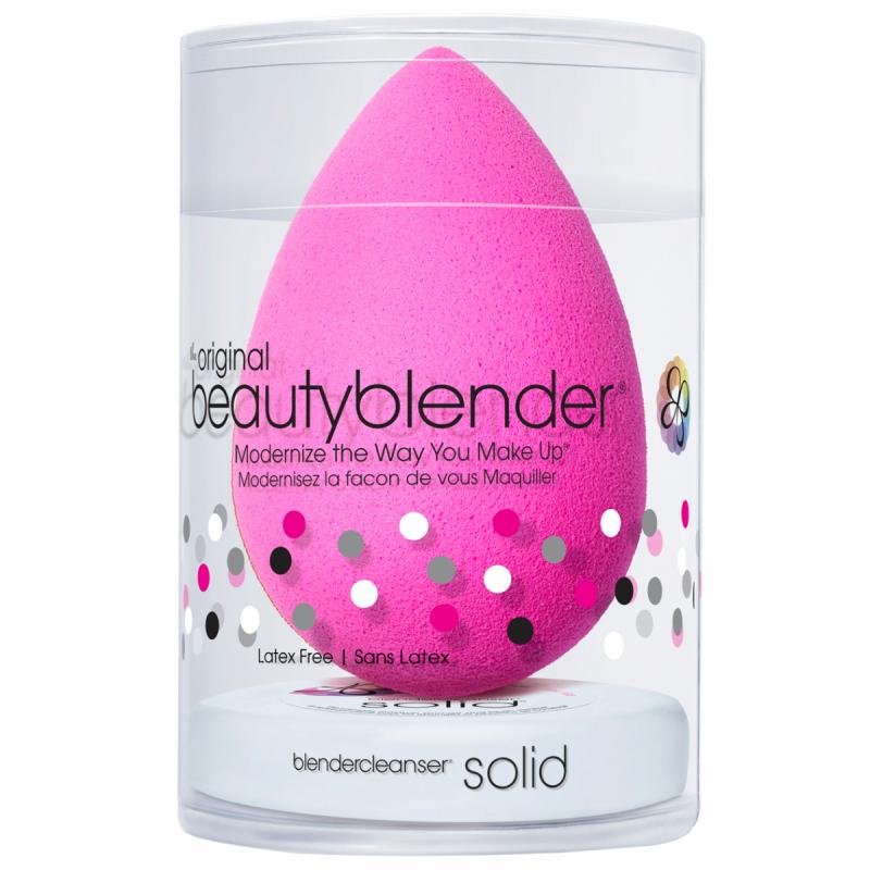 Beautyblender + Cleanser