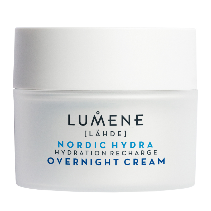 Lumene Lähde Hydration Recharge Overnight Cream (50ml)