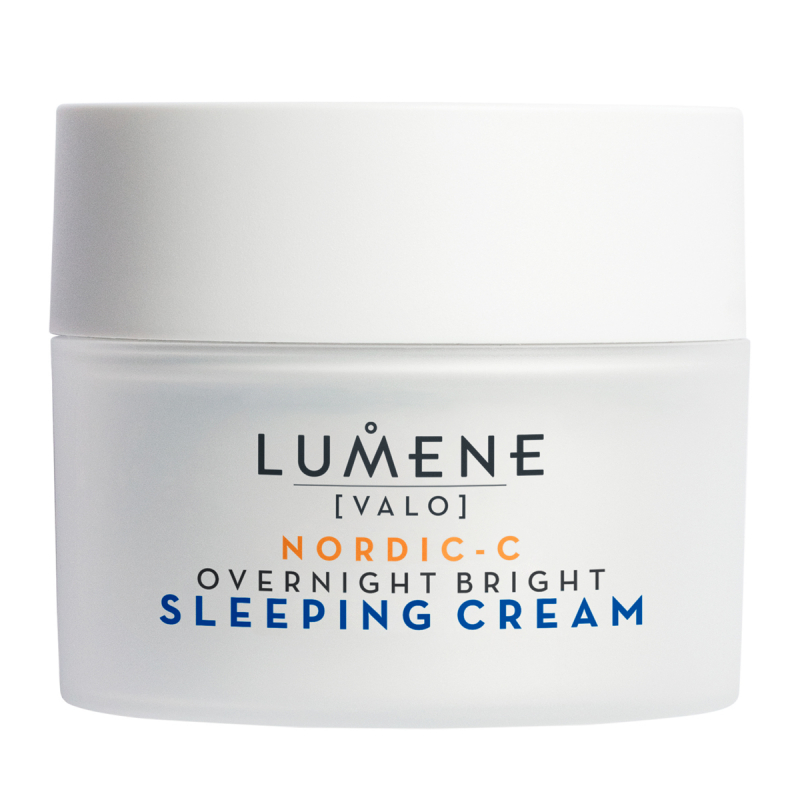 Lumene Valo Overnight Bright Vitamin C Sleeping Cream (50ml)