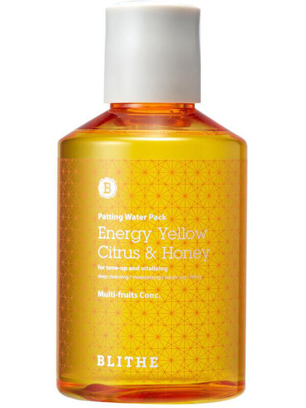 Blithe Energy Yellow Citrus & Honey (200ml)