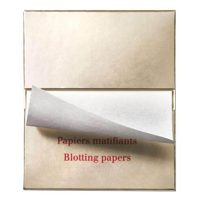 Clarins Papiers Matif. Kit Pores & Mat.Refill (12ml)