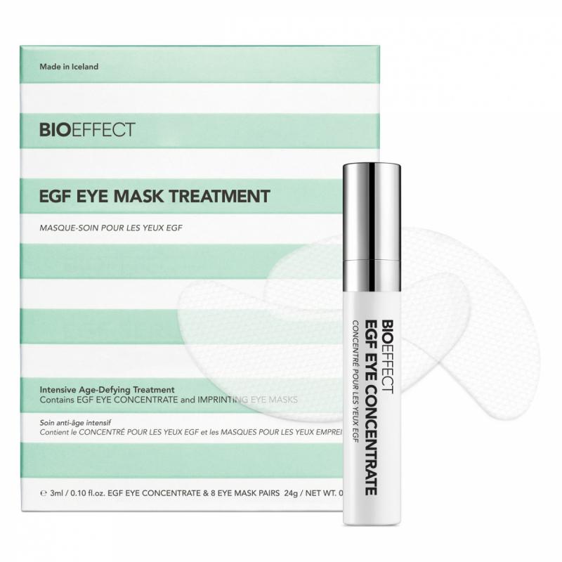 BIOEFFECT EGF Eye Mask Treatment (3ml) i gruppen Hudvård / Ögon / Ögonmask hos Bangerhead (B022637)