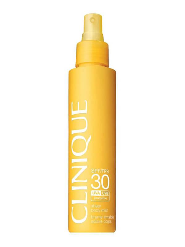 Clinique SPF30 Body Spray (144ml) i gruppen Kroppsvård / Sol & tan för kropp / Solskydd hos Bangerhead (B023150)