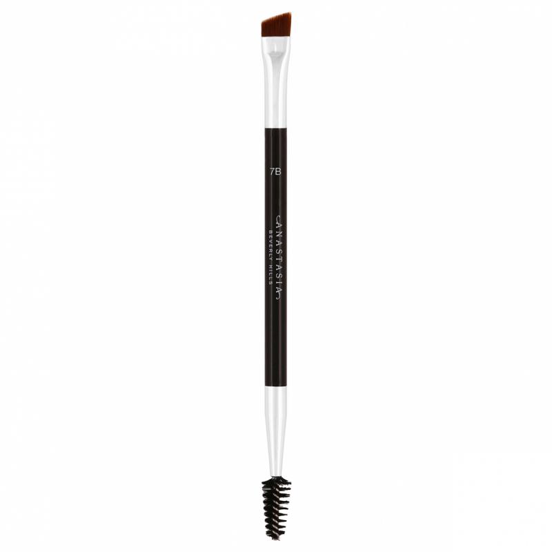 Anastasia Beverly Hills Duo Brush Nr 7B i gruppen Makeup / Borstar & verktyg / Borstar för ögonmakeup hos Bangerhead (B023175)