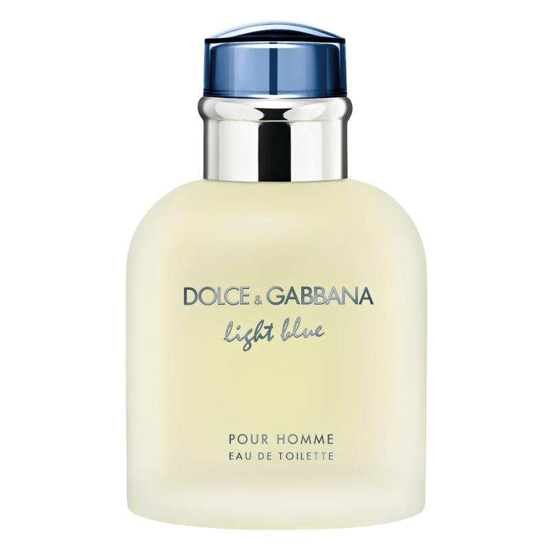 Dolce & Gabbana Light Blue Pour Homme EdT i gruppen Parfym & doft / Herrparfym / Eau de Toilette för honom hos Bangerhead (B023186r)