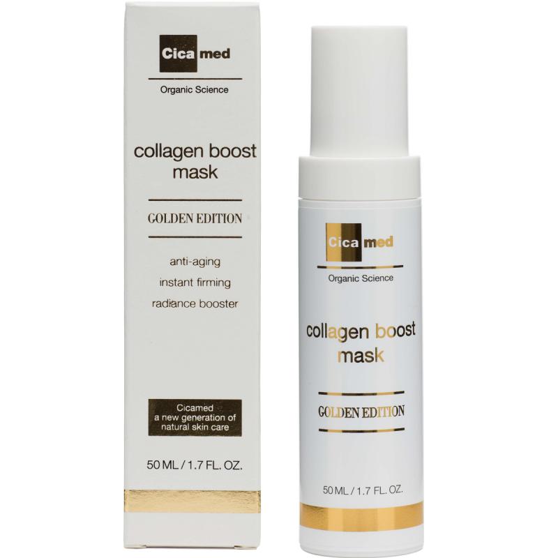 Cicamed Collagen Boost Mask Golden Edition