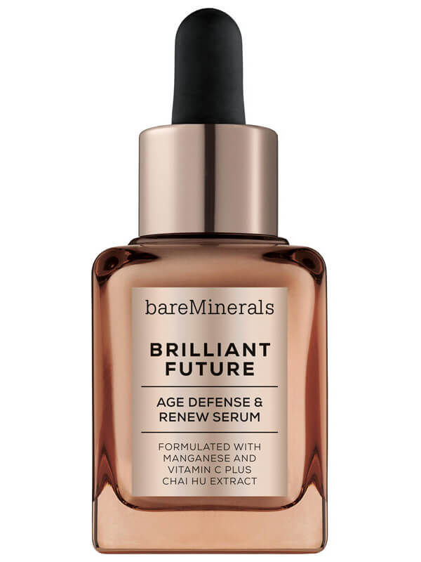 bareMinerals Brilliant Future Age Defense And Renew Serum (30ml)