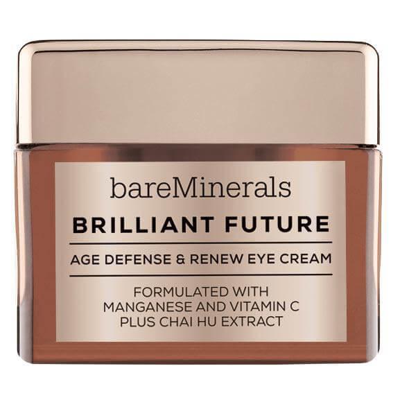 bareMinerals Brilliant Future Age Defense And Renew Eye Cream (15ml)