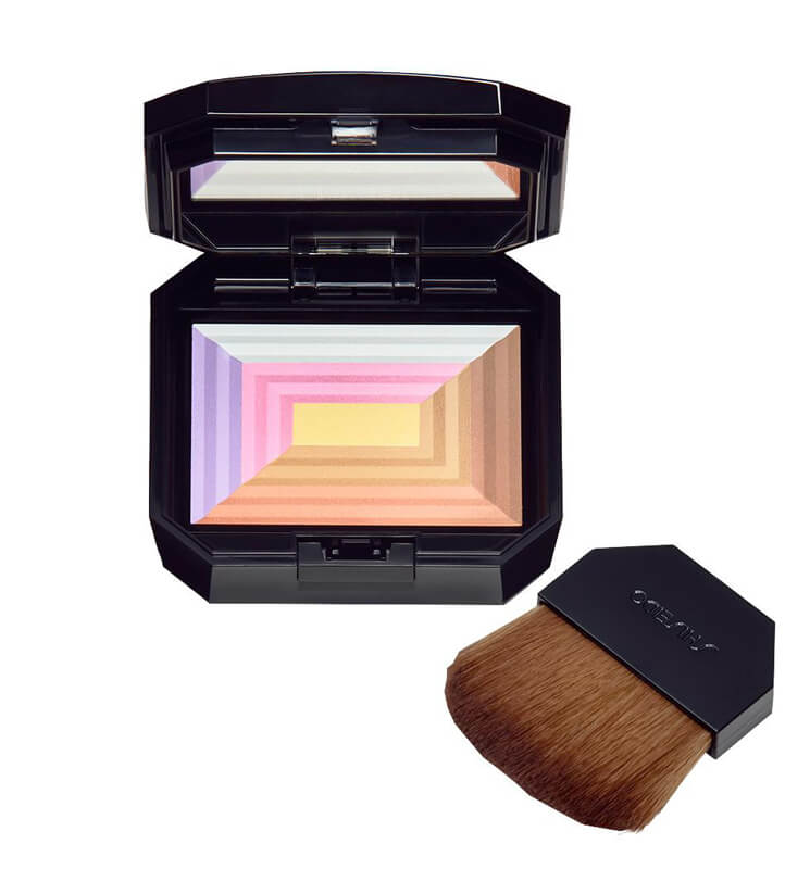 Shiseido Blush 7 Lights Illuminator (12ml) i gruppen Makeup / Bas / Puder hos Bangerhead (B023420)
