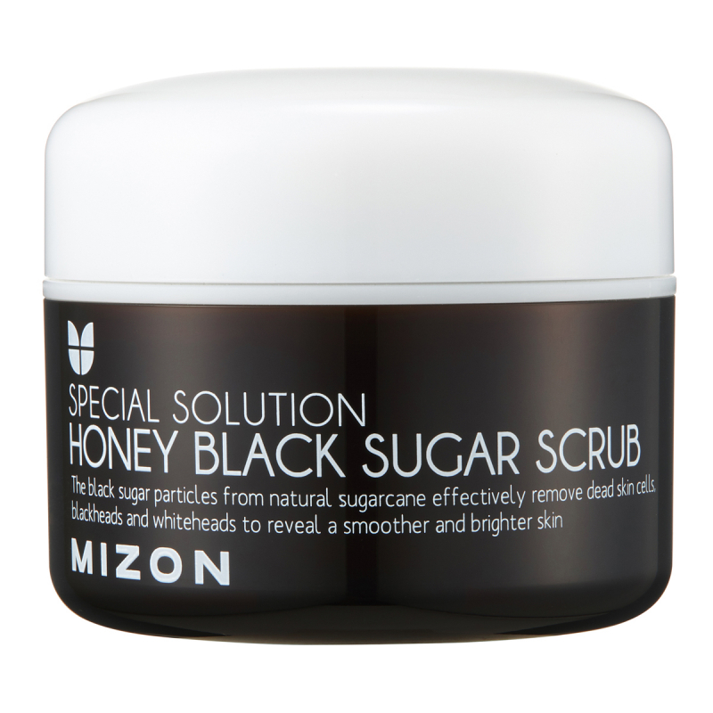 Mizon Honey Black Sugar Scrub