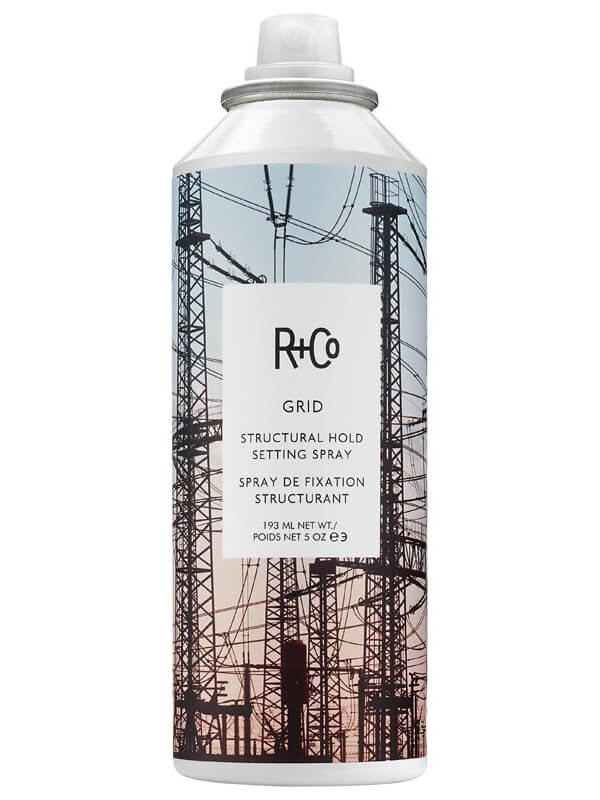 R+Co Grid Structual Hold Setting Spray (193ml)