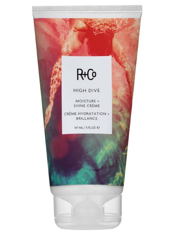 R+Co High Dive Moisture+Shine Crème (147ml) i gruppen Hårvård / Styling / Hårvax & stylingpaste  hos Bangerhead (B023537)