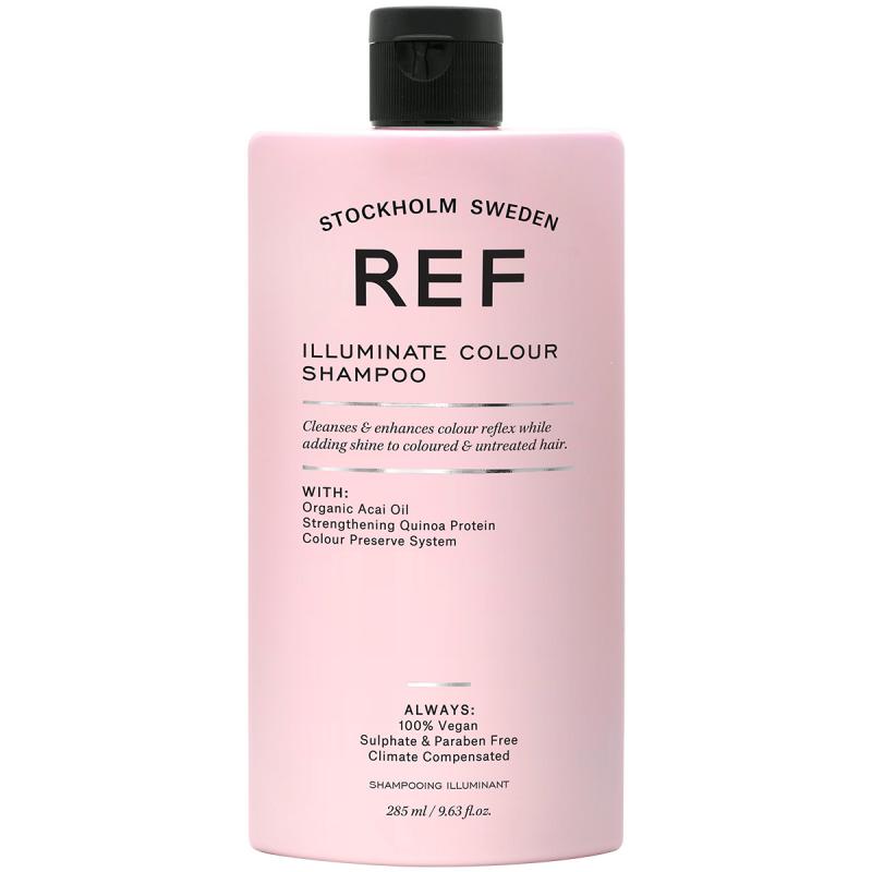 REF Illuminate Colour Shampoo ryhmässä Hiustenhoito / Shampoot & hoitoaineet / Shampoot at Bangerhead.fi (B023583r)