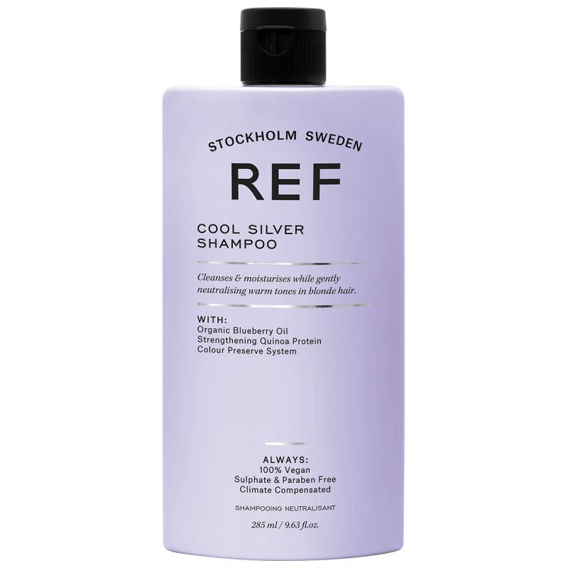 REF Cool Silver Shampoo i gruppen Hårvård / Schampo & balsam / Silverschampo hos Bangerhead (B023586r)