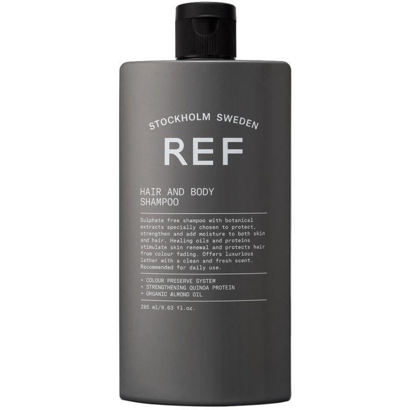 REF Hair And Body Shampoo i gruppen Hårvård / Schampo  / Schampo hos Bangerhead (B023588r)