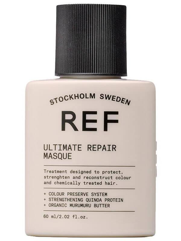 REF Ultimate Repair Masque ryhmässä Hiustenhoito / Hiusnaamiot ja hoitotuotteet / Naamiot at Bangerhead.fi (B023602r)