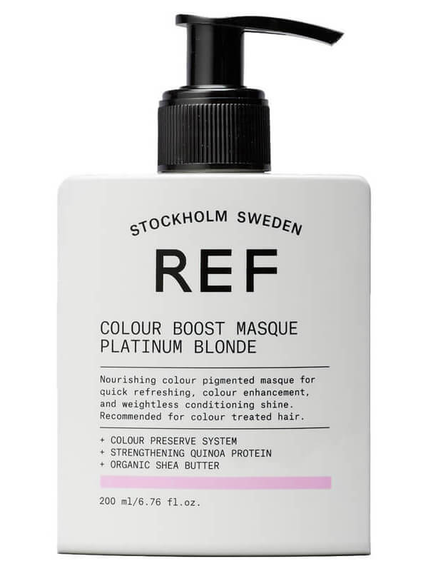 REF Colour Boost Masque ryhmässä Hiustenhoito / Hiusvärit / Värinaamio at Bangerhead.fi (B023611r)