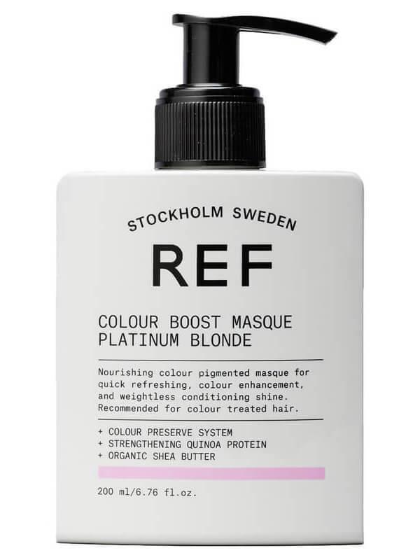 REF Colour Boost Masque Platinum Blonde (200ml)