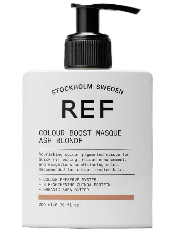 REF Colour Boost Masque Ash Blonde (200ml)