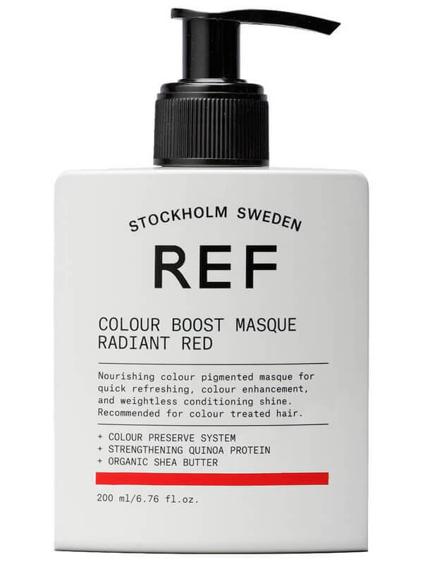 REF Colour Boost Masque Radiant Red (200ml)