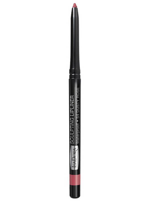 Isadora Sculpting Lipliner Waterproof - Dusty Rose