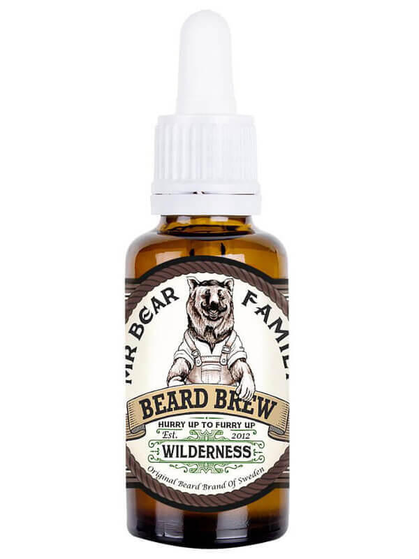 Mr Bear Family Beard Brew Wilderness