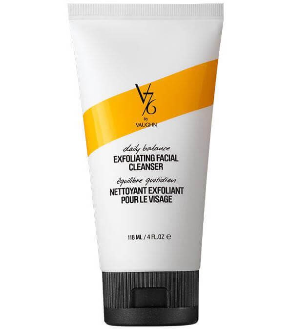 V76 By Vaughn Daily Balance Exfoliating Facial Cleanser