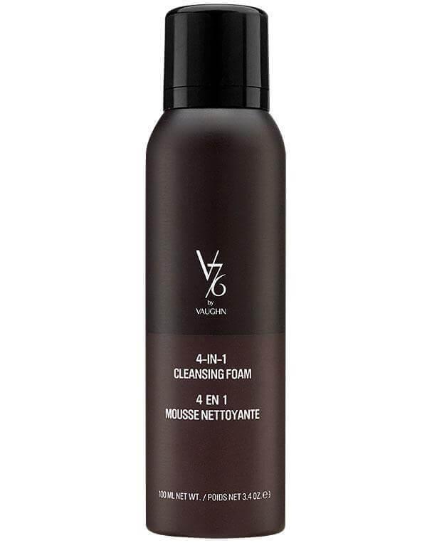 V76 By Vaughn 4-In-1 Cleansing Foam