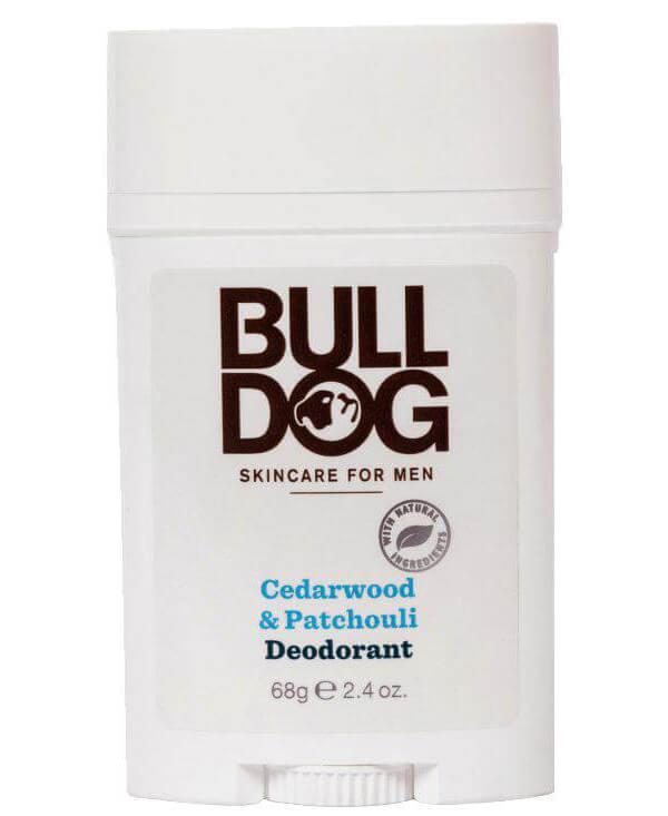 Bulldog Cedarwood & Patchouli Deodorant Stick